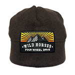 WH Sunrise Mountain Beanie Brown
