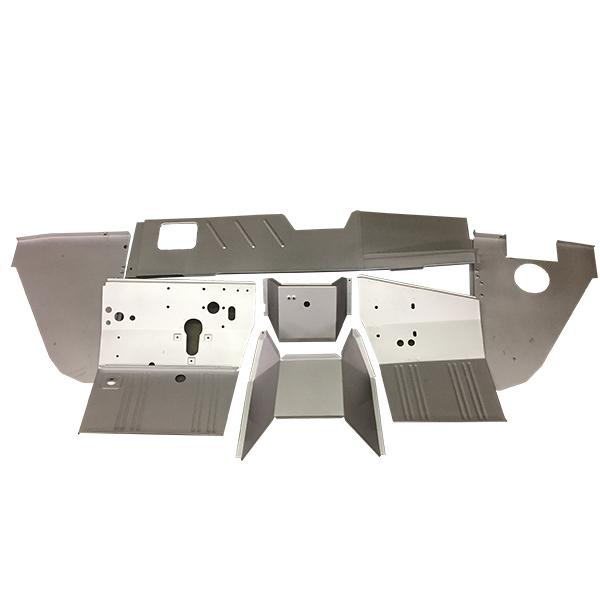 7 Piece Firewall/Cowl Kit 68-77