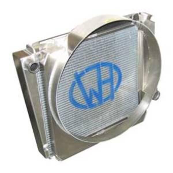 Full Circle Aluminum Fan Shroud For 2 Inch Body Lift