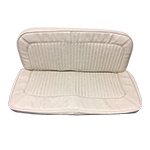 Rear Seat Upholstery Parchment