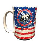 Star Spangled WH Coffee Cup 15oz