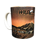 Broncos in the Wild Coffee Mug 15oz