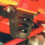 4 1/2-inch Rear Bump Stops
