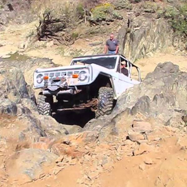 2012 Arizona Bronco Stampede
