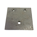Door Hinge Backing Plate 66-77