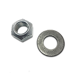 Transfer Case Yoke Nut & Washer for use with Dana 20