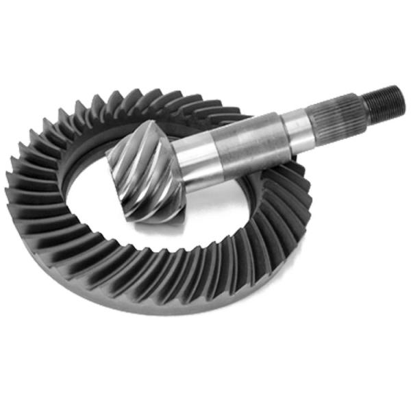 WH Black Label 4.56 Ring & Pinion for use with Dana 44 Standard Rotation