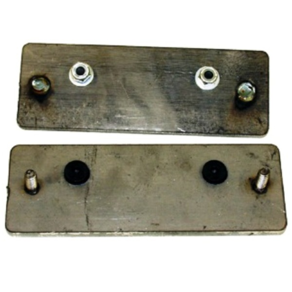Rear Bump Stop Mount Brackets (Pair)