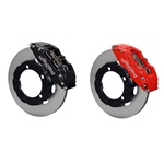 "Wilwood Dynapro 15"" Front Brake Kit (Hat) 66-75 Bronco"