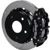 66-75 Small Bearing Bronco 17in Wheels Black