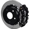 76-77 Bronco 17in Wheels Black