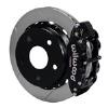 66-75 Lg Bear Bronco w/11x1 3/4 drums 17in Wheels Black