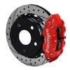 66-75 Lg Bear Bronco w/11x1 3/4 drums 17in Wheels Red Drill