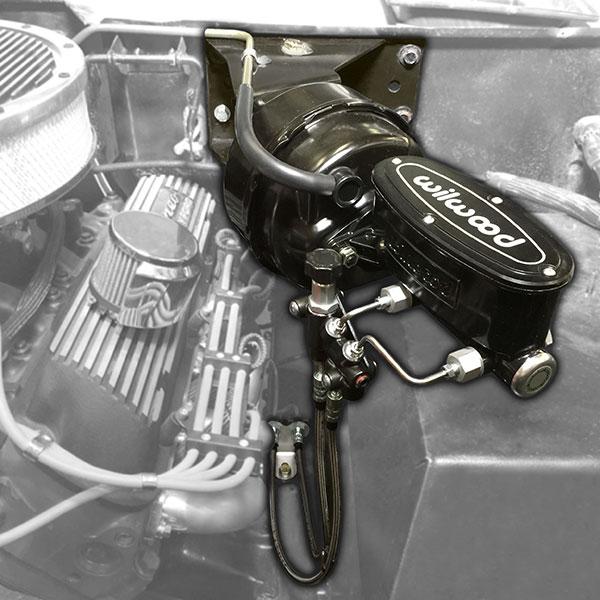 MOAB Vacuum Boost Power Brake System