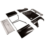 Bronco Tub Bolt-on Parts Kit without Windshield Frame
