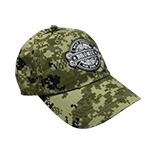 WH Digital Camo Green Hat
