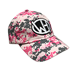 WH Digital Pink WH Logo Hat