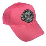 WH Pink BRONCO Hat