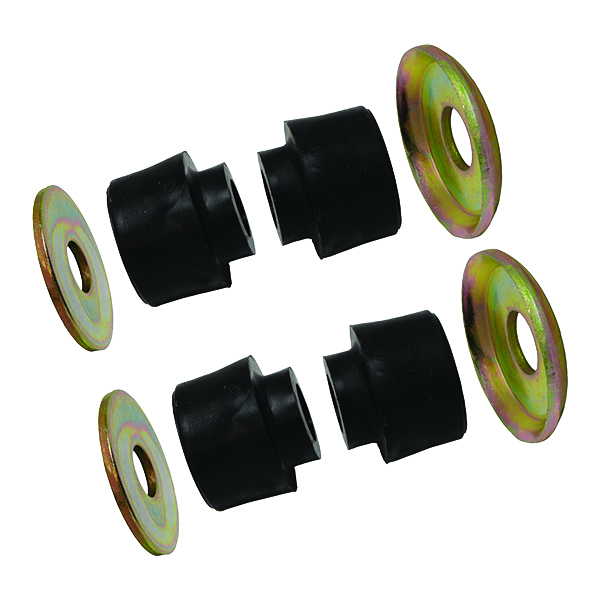 Radius Arm Cup Washer & Bushing Set Rubber