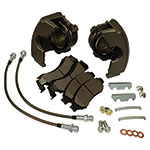 Large Front Caliper Kit For 76-77 Bronco