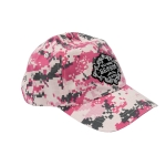 WH Retro Pink Camo Hat