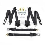 Retractable Lap/Shoulder Belts