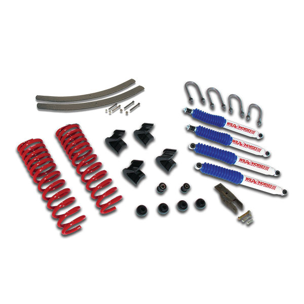 Suspension System 1 w/WH Shocks 2.5in Lift
