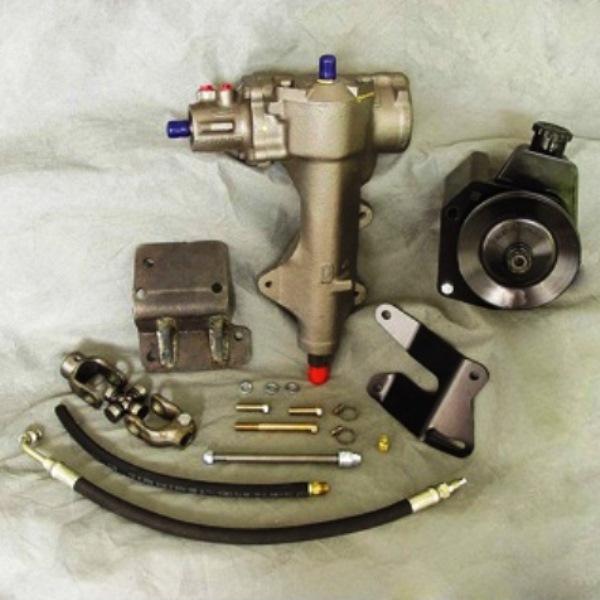Power Steering Kit w/H.D. Pump