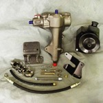 Power Steering Kit w/H.D. Pump