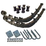 Leaf Spring & Extreme Duty U-bolt Kit