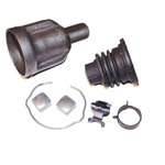 Manual Steering Box Coupling 66-75