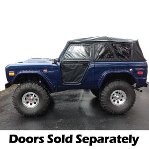 sc 1 st  Wild Horses 4x4 & Buy Bestop Supertop Bronco Soft Top Black with Tinted Windows