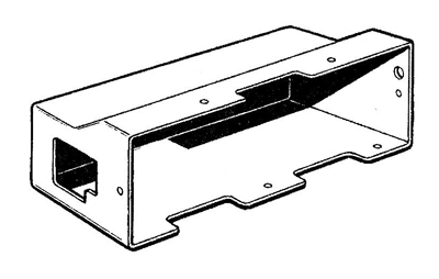 buy glove box 71-77 - wild horses early ford bronco parts early bronco fuse box 95 ford bronco fuse box diagram