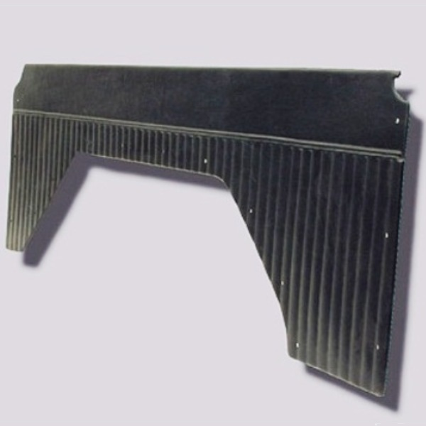 Interior Quarter Panels - Pleated Pair