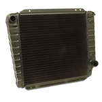 WH Staggered 4 Core Radiator MADE IN USA