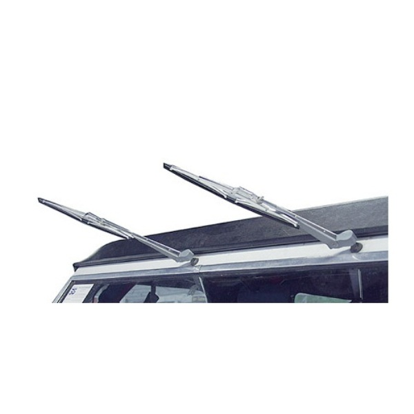 Flip Forward Windshield Wiper Arms and Blades 66-77 Bronco
