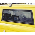 Rear Sliding Windows