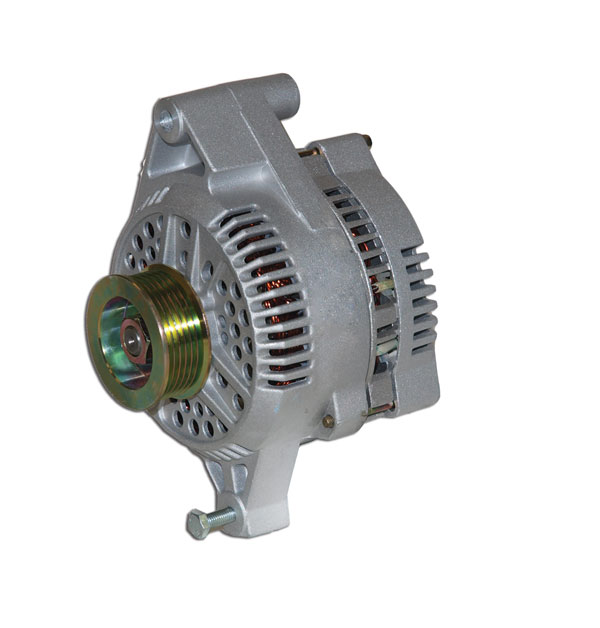 Buy 90/130 Amp Hi-Output Alternator - Early Ford Bronco Parts on