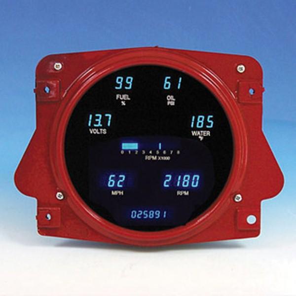 buy dakota digital dash early ford bronco parts rh wildhorses4x4 com Digital Dashboard for Cars Digital Dashboard for Cars