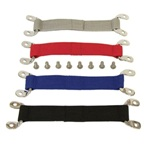 66-77 Bronco Door Strap Kit