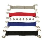 66-77 Bronco Door Strap Kit