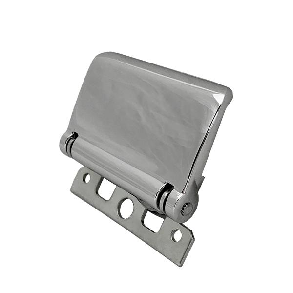Chrome 68-77 Left Inside Door Handle