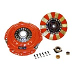 Dual Friction Centerforce Deluxe Clutch Kit use with 164 tooth flywheel 289/302/351W