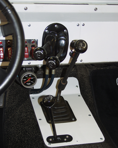 Atlas Twin Stick Cable Shifter Upgrade