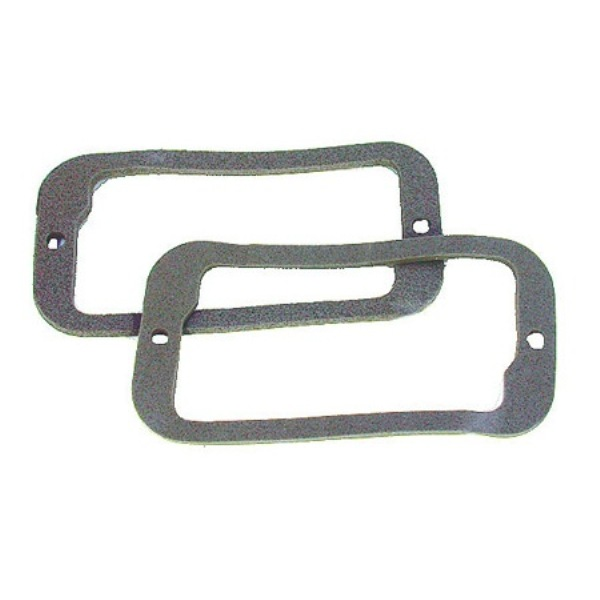 66-68 Front Turn Signal Lens Gaskets (pair)
