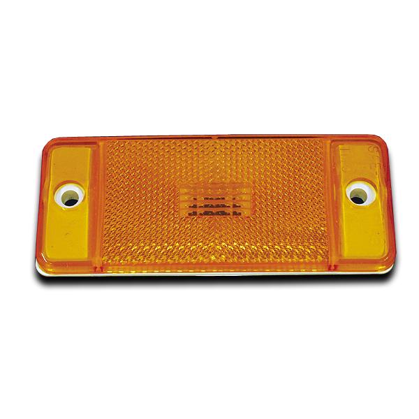 70-77 Front Side Marker Lens Amber