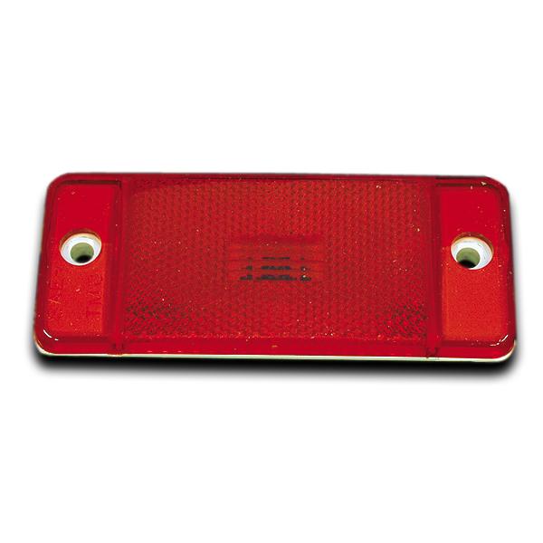 70-77 Rear Side Marker Lens Red