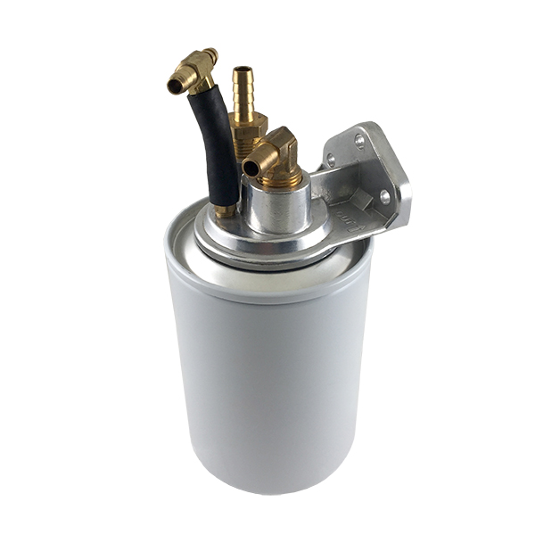efi fuel filter & accumulator