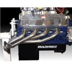 Shorty Headers Stainless 289 302 5.0 With/O2 (Pair)