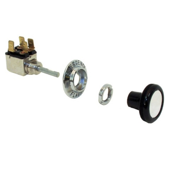 Complete Emergency Flasher Switch Kit
